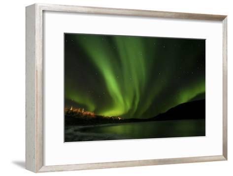 NoraUrlja-Bragi Ingibergsson-Framed Art Print