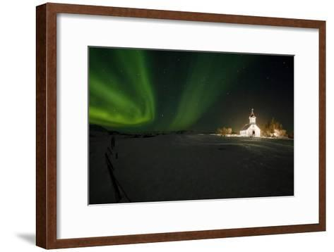 Infinity-Bragi Ingibergsson-Framed Art Print