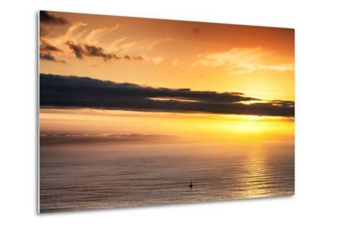 Awesome South Africa Collection - Sea Tranquility at Sunset II-Philippe Hugonnard-Metal Print