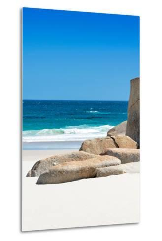 Awesome South Africa Collection - Boulders on the Beach II-Philippe Hugonnard-Metal Print