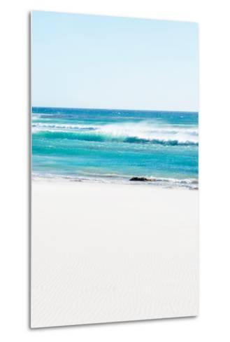 Awesome South Africa Collection - White Sand Beach III-Philippe Hugonnard-Metal Print