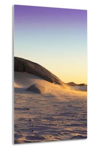 Awesome South Africa Collection - Sand Dune at Sunset IV-Philippe Hugonnard-Metal Print