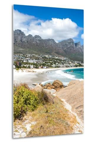Awesome South Africa Collection - Camps Bay - Cape Town II-Philippe Hugonnard-Metal Print