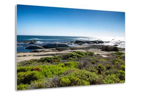 Awesome South Africa Collection - View of the South Atlantic Ocean-Philippe Hugonnard-Metal Print