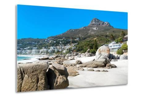 Awesome South Africa Collection - Clifton Beach - Cape Town II-Philippe Hugonnard-Metal Print