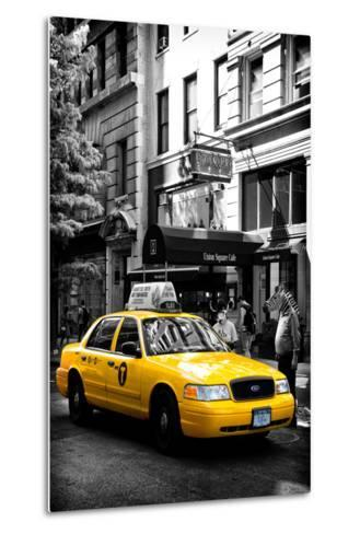 Safari CityPop Collection - NYC Union Square-Philippe Hugonnard-Metal Print