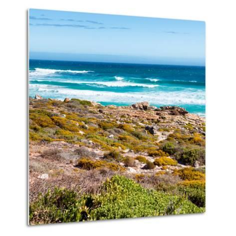 Awesome South Africa Collection Square - Natural Beauty - Cape Town-Philippe Hugonnard-Metal Print