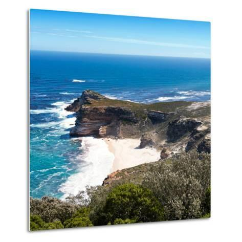 Awesome South Africa Collection Square - Cape of Good Hope-Philippe Hugonnard-Metal Print