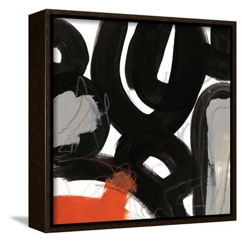 Chromatic Impulse II-June Vess-Framed Canvas Print