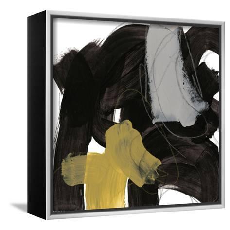 Chromatic Impulse IX-June Vess-Framed Canvas Print