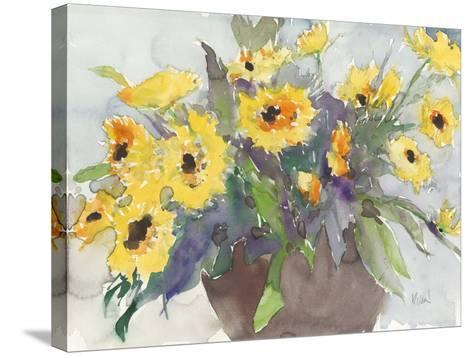 Something Floral V-Samuel Dixon-Stretched Canvas Print