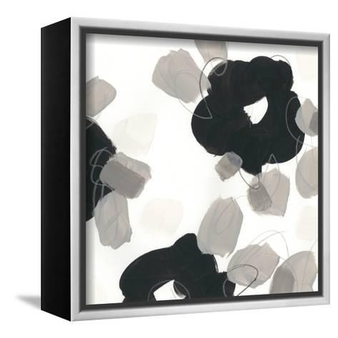 Kinetic Flora I-June Vess-Framed Canvas Print