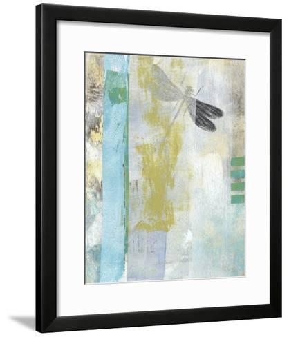 Serene Dragonfly I-Naomi McCavitt-Framed Art Print
