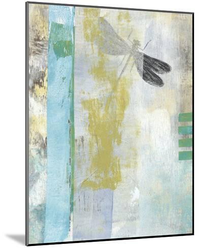 Serene Dragonfly I-Naomi McCavitt-Mounted Art Print