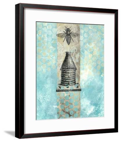 Vintage Beekeeper I-Naomi McCavitt-Framed Art Print