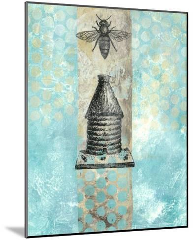 Vintage Beekeeper I-Naomi McCavitt-Mounted Art Print