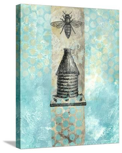 Vintage Beekeeper I-Naomi McCavitt-Stretched Canvas Print