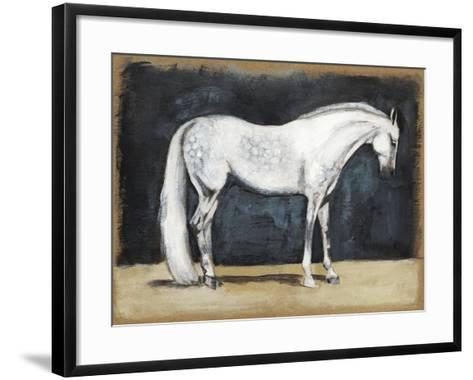 Equestrian Studies V-Naomi McCavitt-Framed Art Print