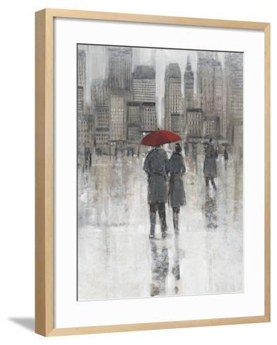 Rain in The City I-Tim OToole-Framed Art Print