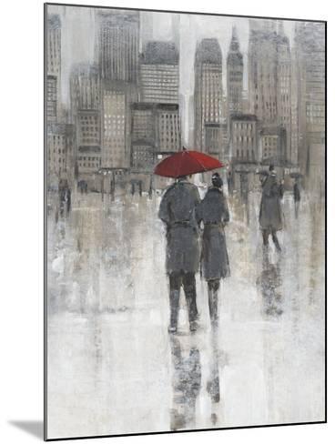 Rain in The City I-Tim OToole-Mounted Art Print