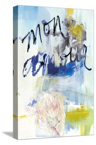 Mon Amour-Jodi Fuchs-Stretched Canvas Print