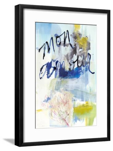 Mon Amour-Jodi Fuchs-Framed Art Print