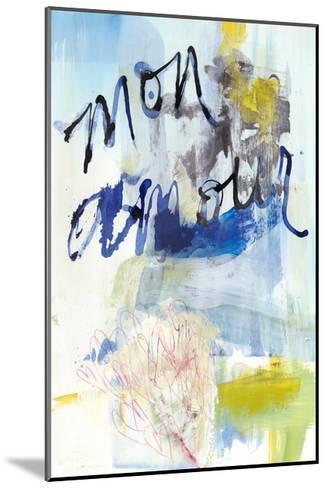 Mon Amour-Jodi Fuchs-Mounted Art Print