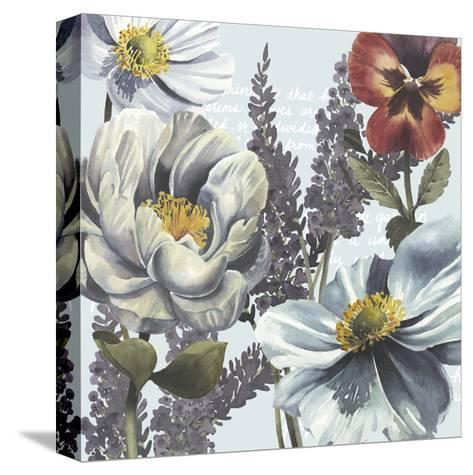 Garden Submergence I-Grace Popp-Stretched Canvas Print
