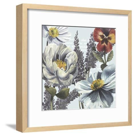 Garden Submergence I-Grace Popp-Framed Art Print