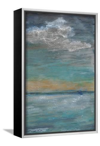 After the Storm II-Alicia Ludwig-Framed Canvas Print