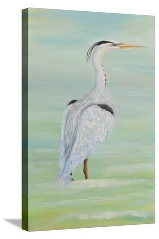 West Wing-Olivia Brewington-Stretched Canvas Print