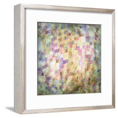 Coral Party III-Studio W-Framed Art Print