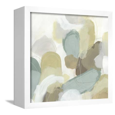 Subtle Synergy I-June Vess-Framed Canvas Print