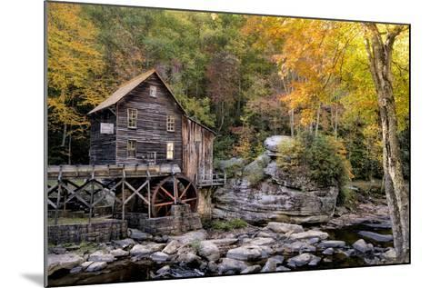 The Mill & Creek II-Danny Head-Mounted Photographic Print