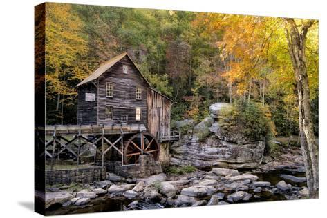 The Mill & Creek II-Danny Head-Stretched Canvas Print