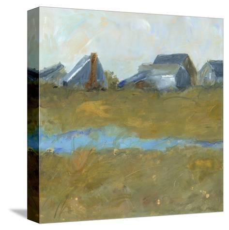 Nantucket Wind II-Edie Fagan-Stretched Canvas Print
