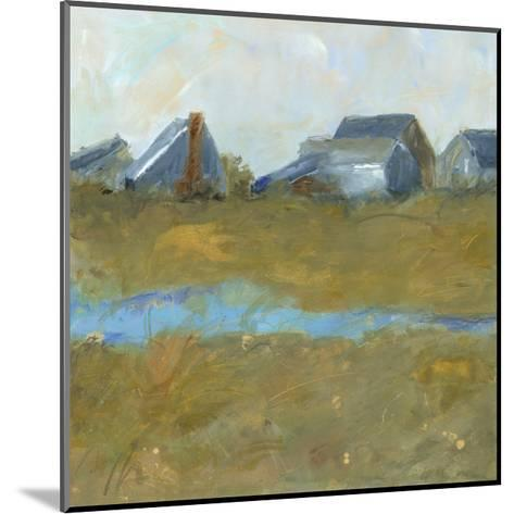 Nantucket Wind II-Edie Fagan-Mounted Art Print