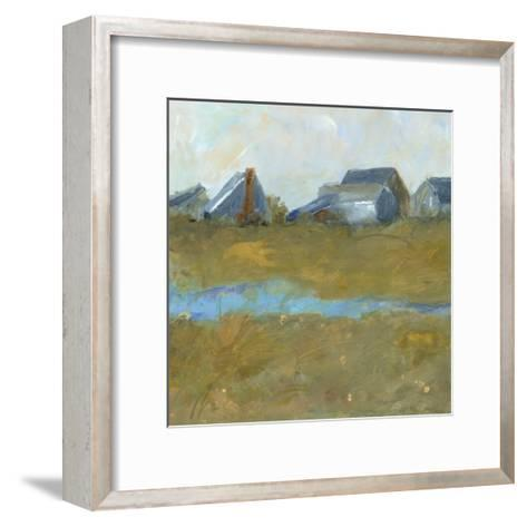 Nantucket Wind II-Edie Fagan-Framed Art Print