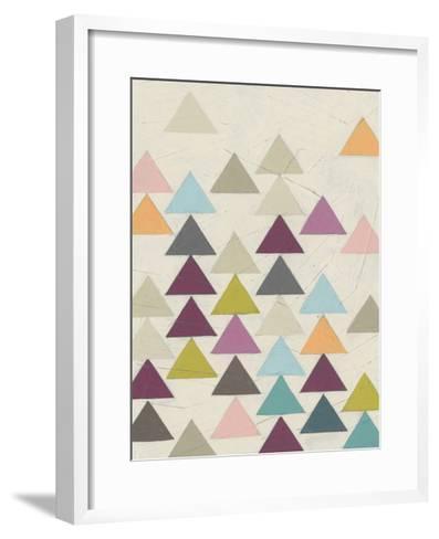 Confetti Prism VIII-June Vess-Framed Art Print