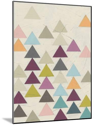 Confetti Prism VIII-June Vess-Mounted Art Print