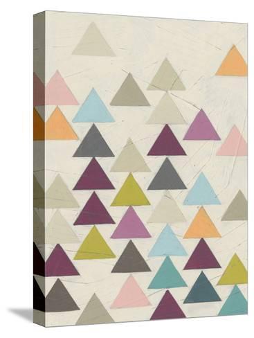 Confetti Prism VIII-June Vess-Stretched Canvas Print