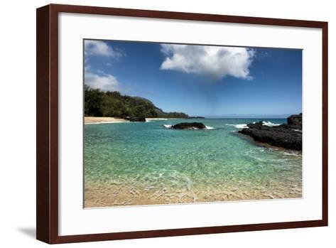 Paradise-Danny Head-Framed Art Print