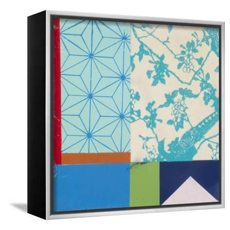Hotaru VI-Alicia LaChance-Framed Canvas Print