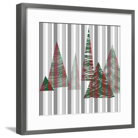 Oh Christmas Tree I-Sharon Gordon-Framed Art Print
