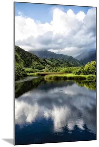 Cloud Reflections II-Danny Head-Mounted Photographic Print