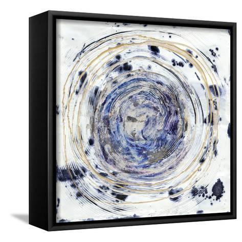 Whorl I-Alicia Ludwig-Framed Canvas Print