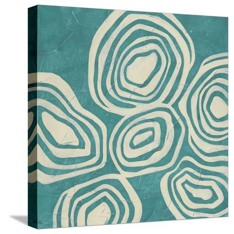 Mineral Motif I-June Erica Vess-Stretched Canvas Print