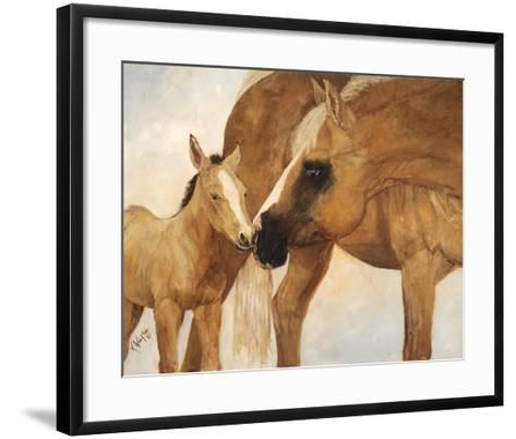 To Know Me is to Love Me II-Kathy Winkler-Framed Art Print