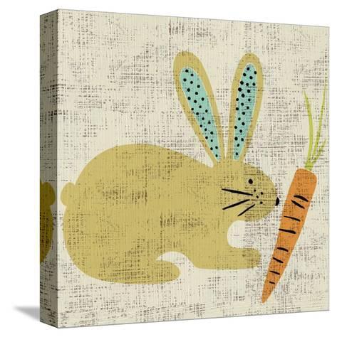 Ada's Bunny-Chariklia Zarris-Stretched Canvas Print