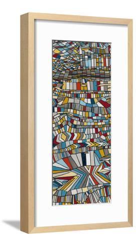 Primary Grain II-Nikki Galapon-Framed Art Print